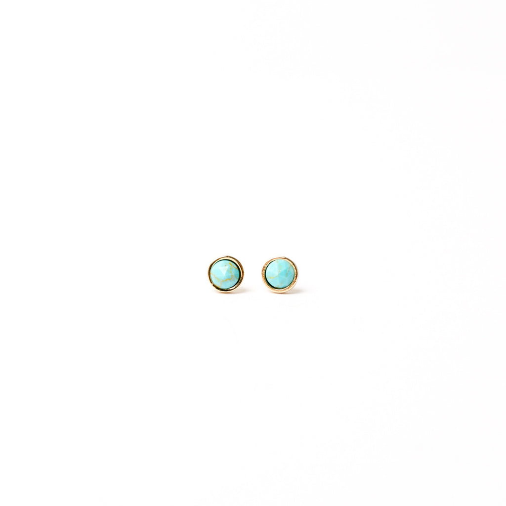 """Summertime"" Stud Earrings"