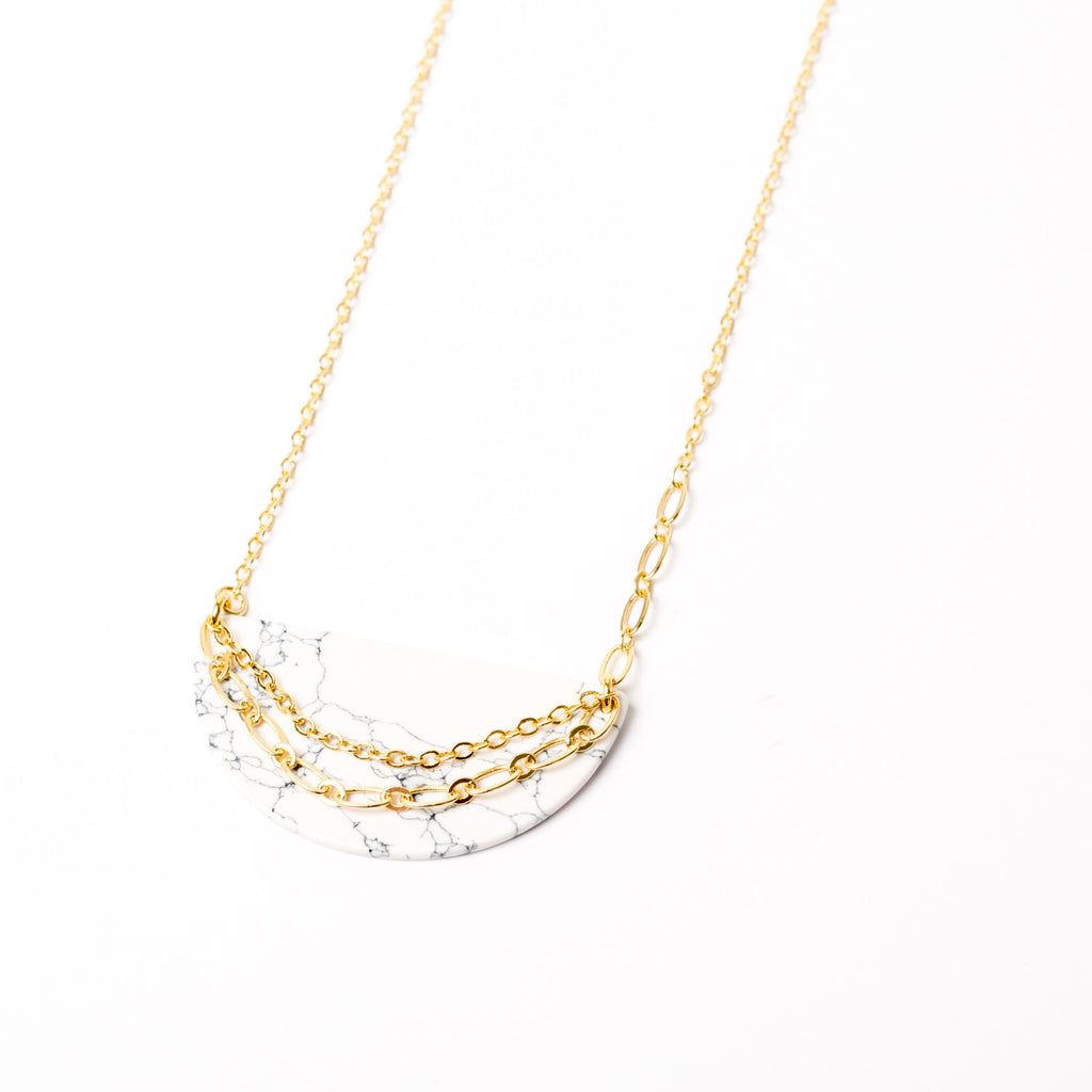 """Lady M"" Necklace"