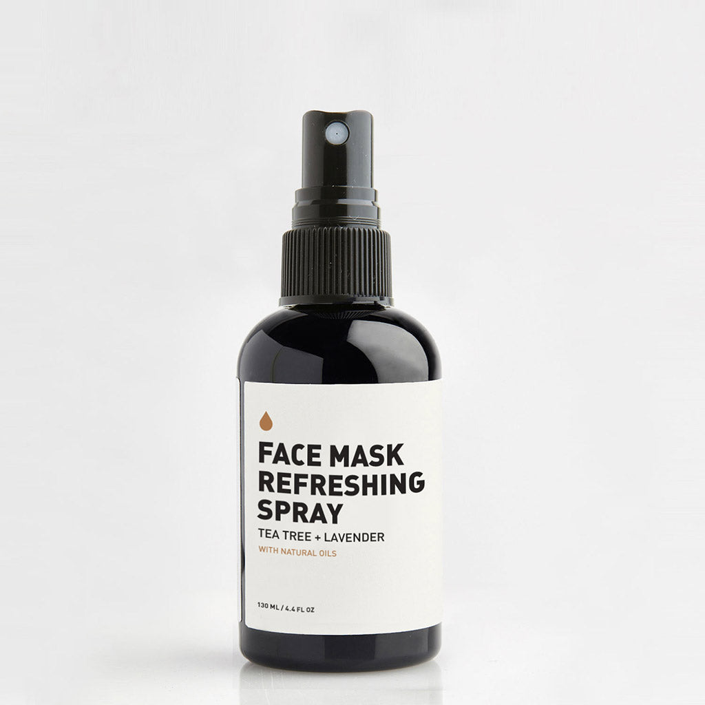 Face Mask Refresher Spray - Lavender + Tea Tree