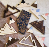 Wooden Mountain - Cut-Out