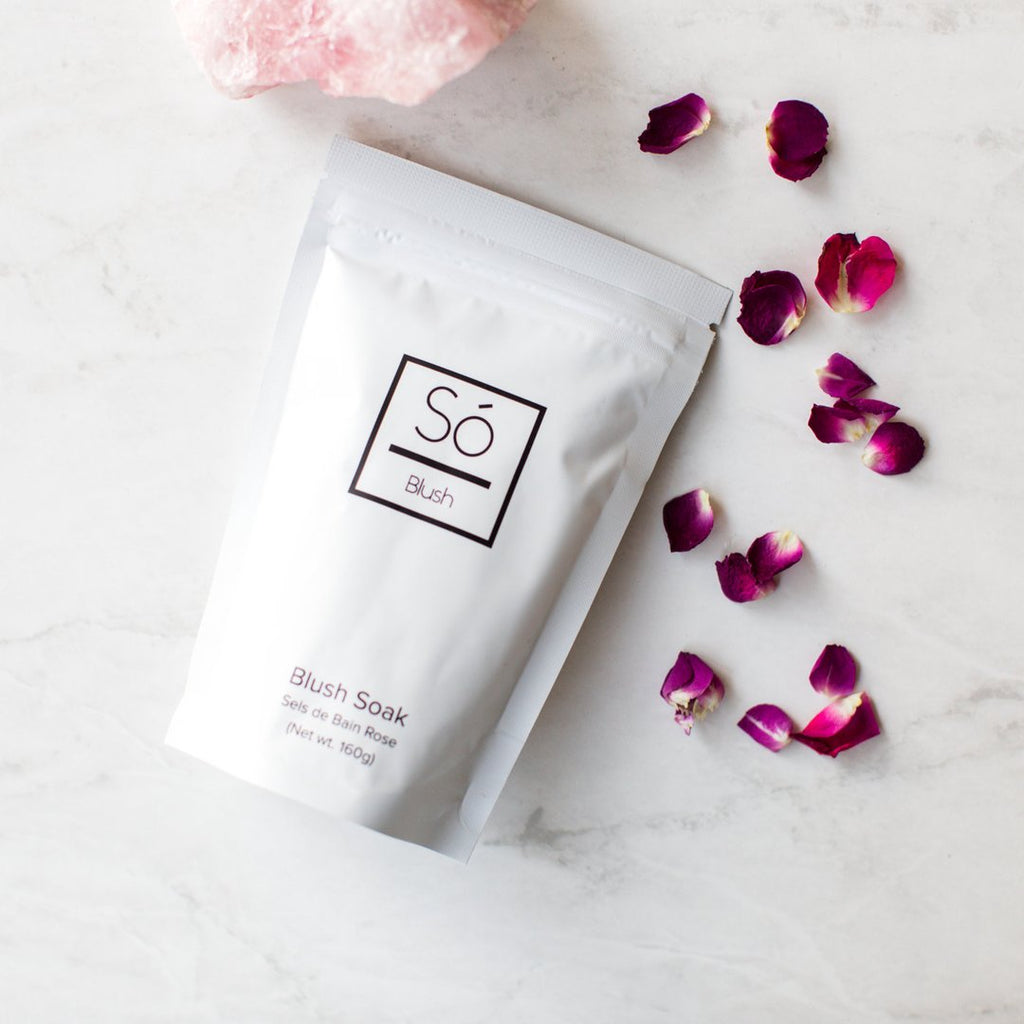 So Luxury - Blush Sóak Milk Bath
