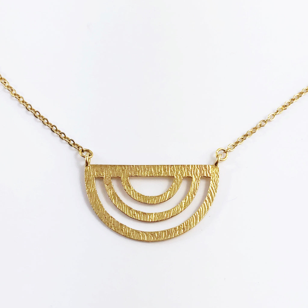 """Arch"" Necklace"