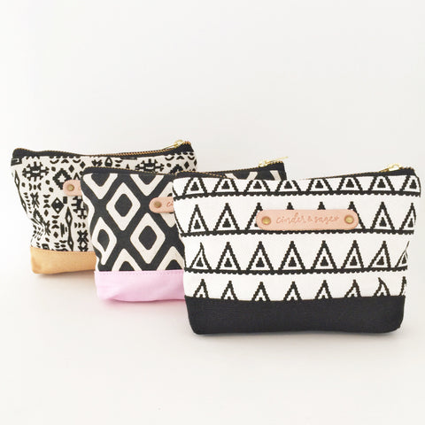 Carry-All Pouches- SMALL
