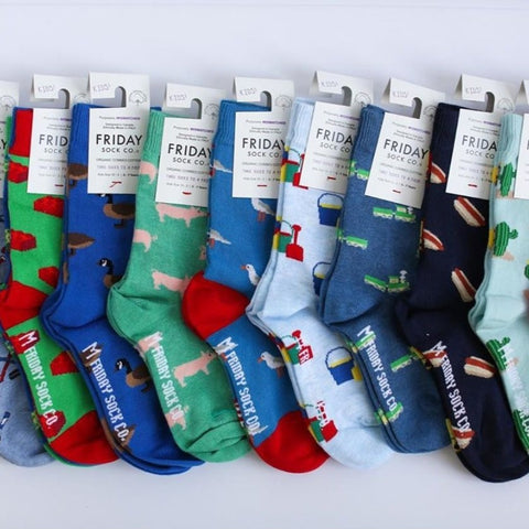 Socks - KID'S (3-Pack)