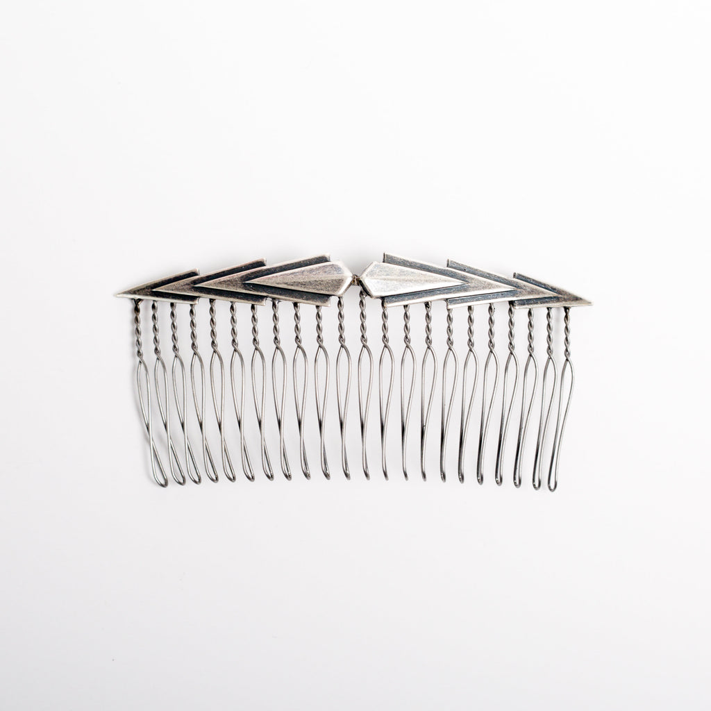 """To The Point' Hair Combs"