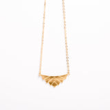 """Art Deco Forever"" Necklace"