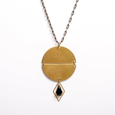 """Horizon"" Necklace"