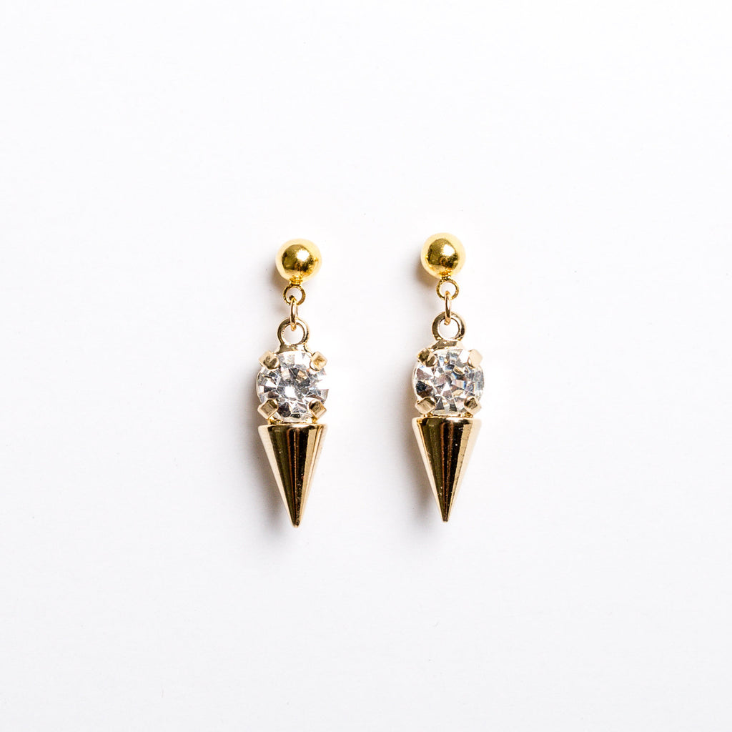 """Rocky Point"" Earrings"