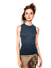 Raven - Steele Blue - Sleeveless