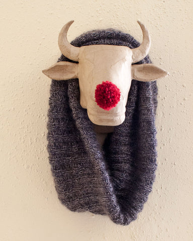Like it or Love it Cowl on a Cow