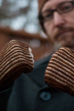 Luckenbach Two-Step Mitts