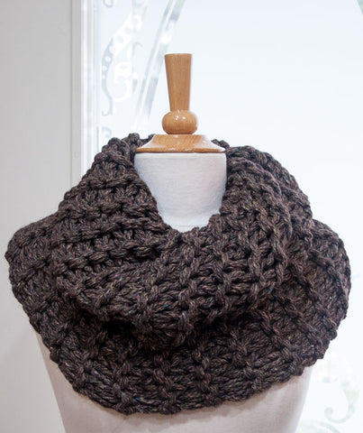 Outlander Cowl Hill Country Weavers
