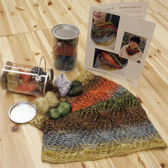 Paintbrush Lace Cowl Kit