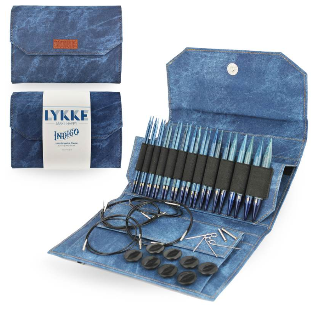 Lykke Driftwood Interchangeable Needle Set
