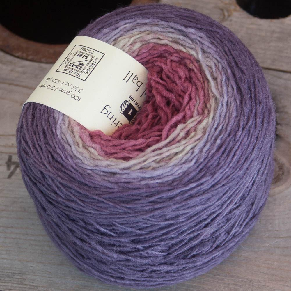 Freia Ombre Shawl Ball Fingering