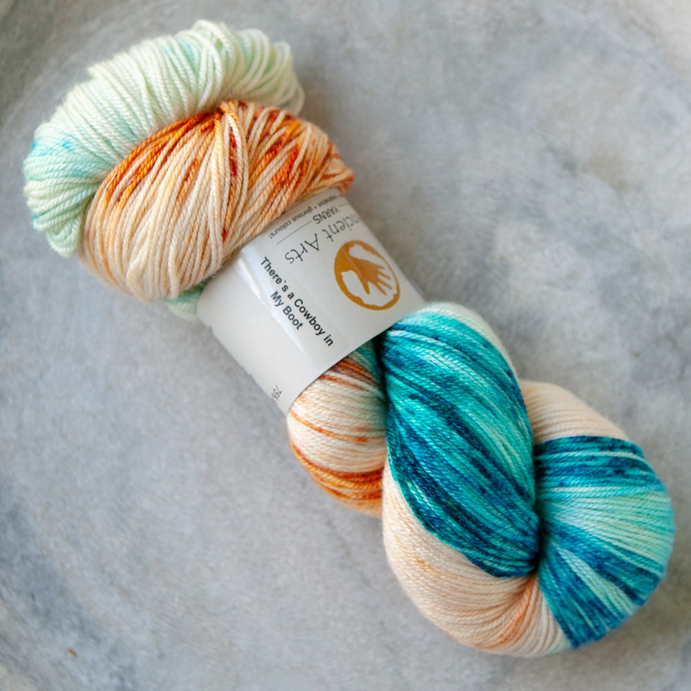 Ancient Arts Merino Silk Sock Yarn