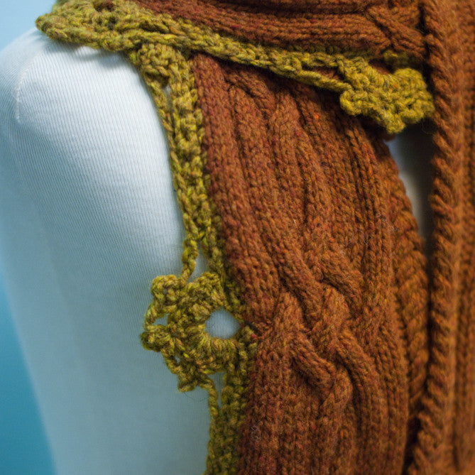 Cypress Scarf Pattern