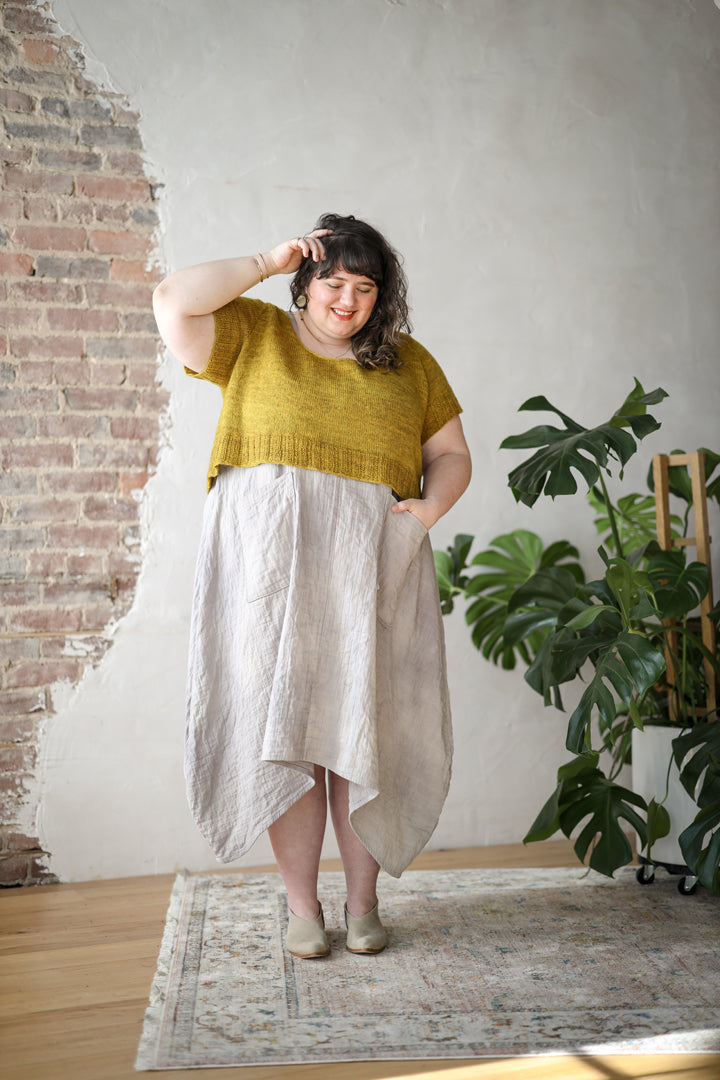 Embody A Capsule Collection to Knit & Sew