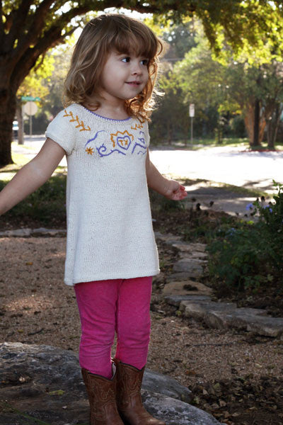 Dolores Camisa Pattern by Cirilia Rose