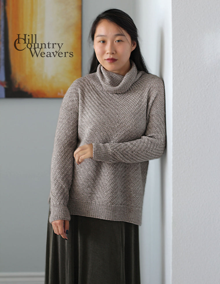 Enchanted Yak Pullover Pattern