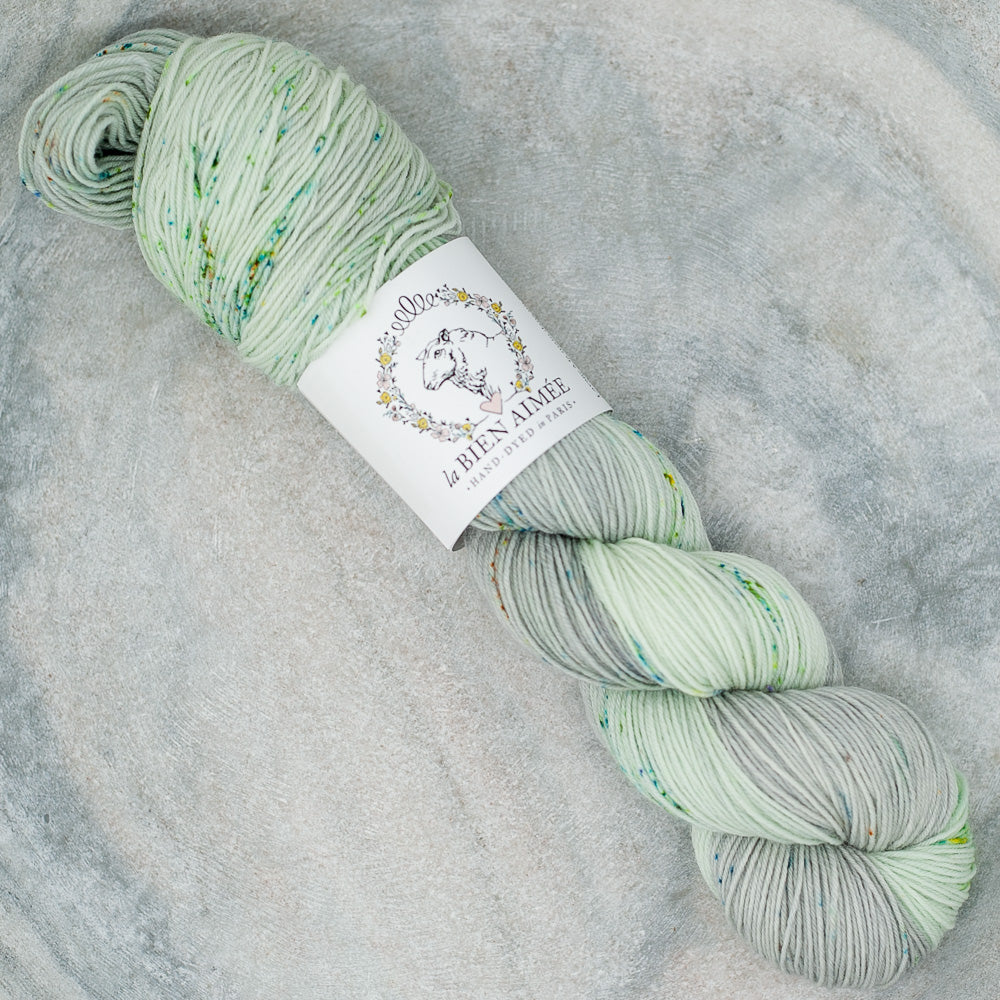 Hedgehog Fibres Sock Yarn Miniskein