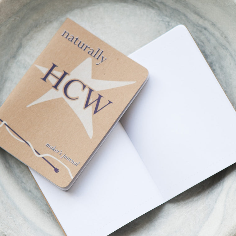 HCW Maker's Journal