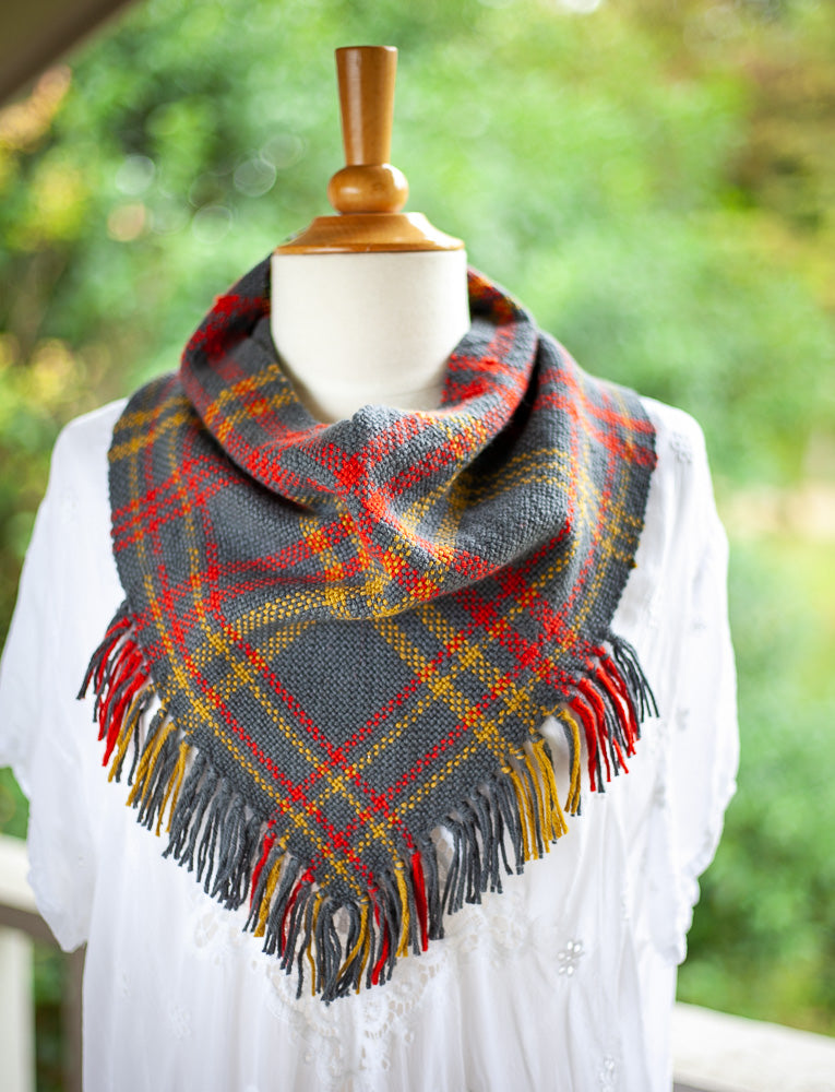Fall into Plaid Weaving Pattern