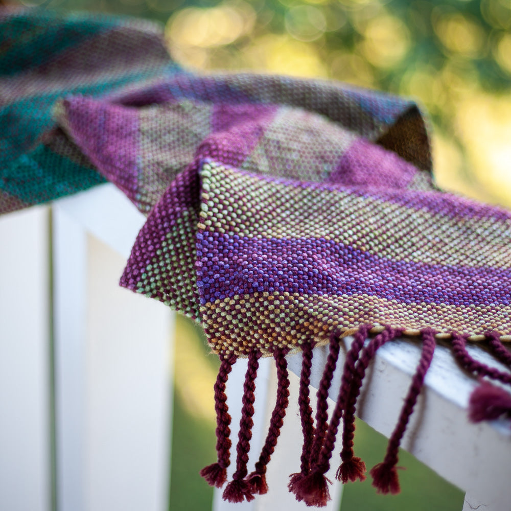 Uneekly Woven Free Scarf Pattern