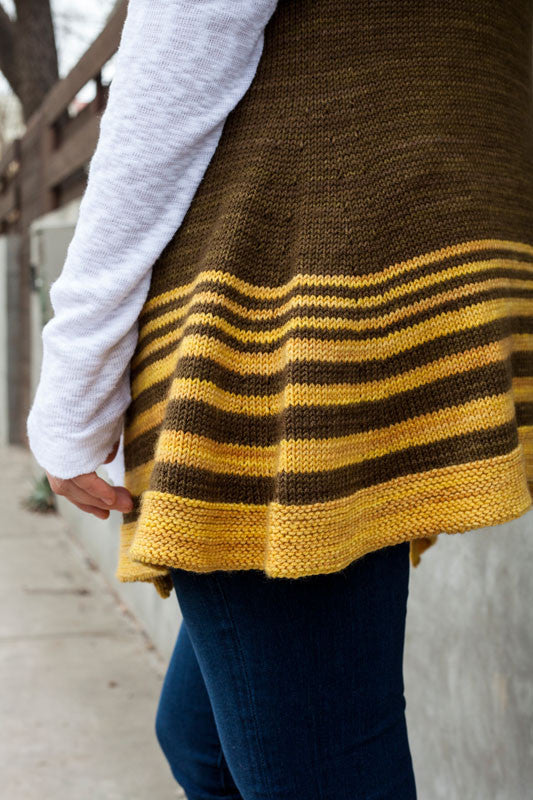 Goldenrod Sweater Pattern