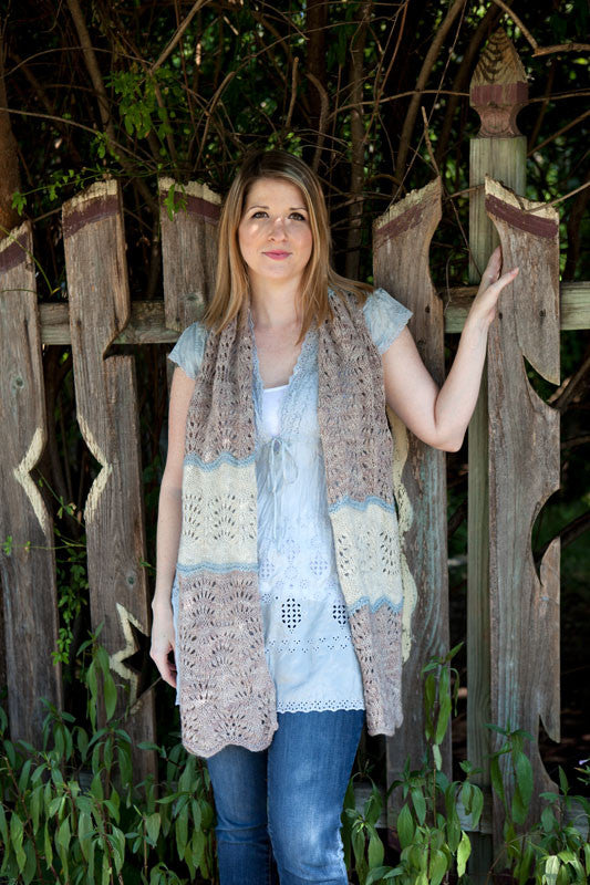 Concho County Scarf