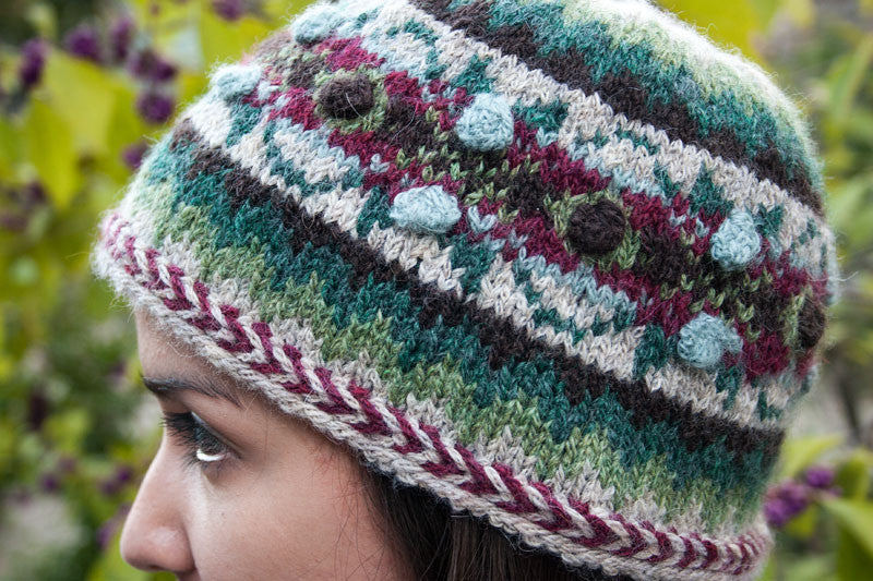 Early Morning Chill Chaser Hat Pattern