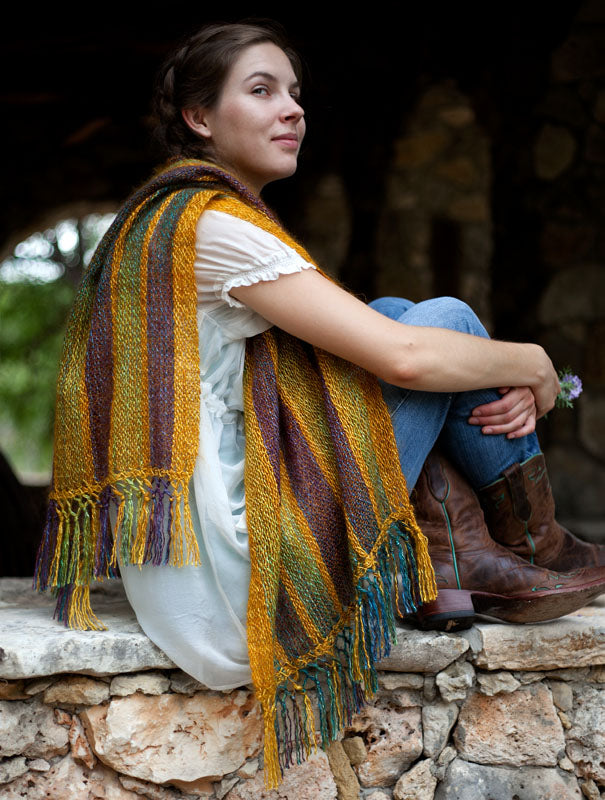 Kismet - Happenstance Shawl Pattern