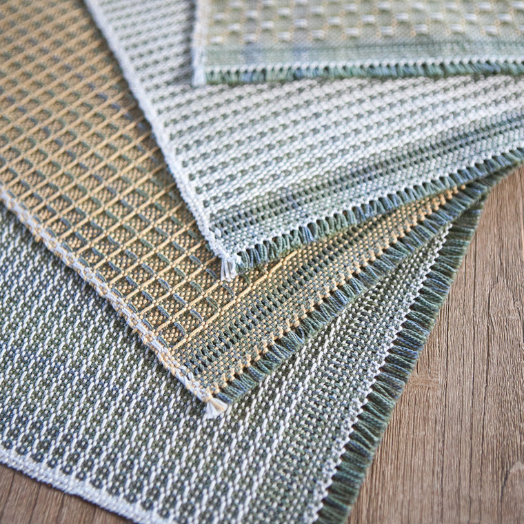 Class: Beyond Easy Weaving: Pick-up Placemats