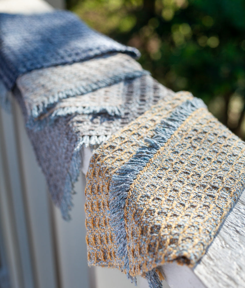 Remix Woven Towels Pattern