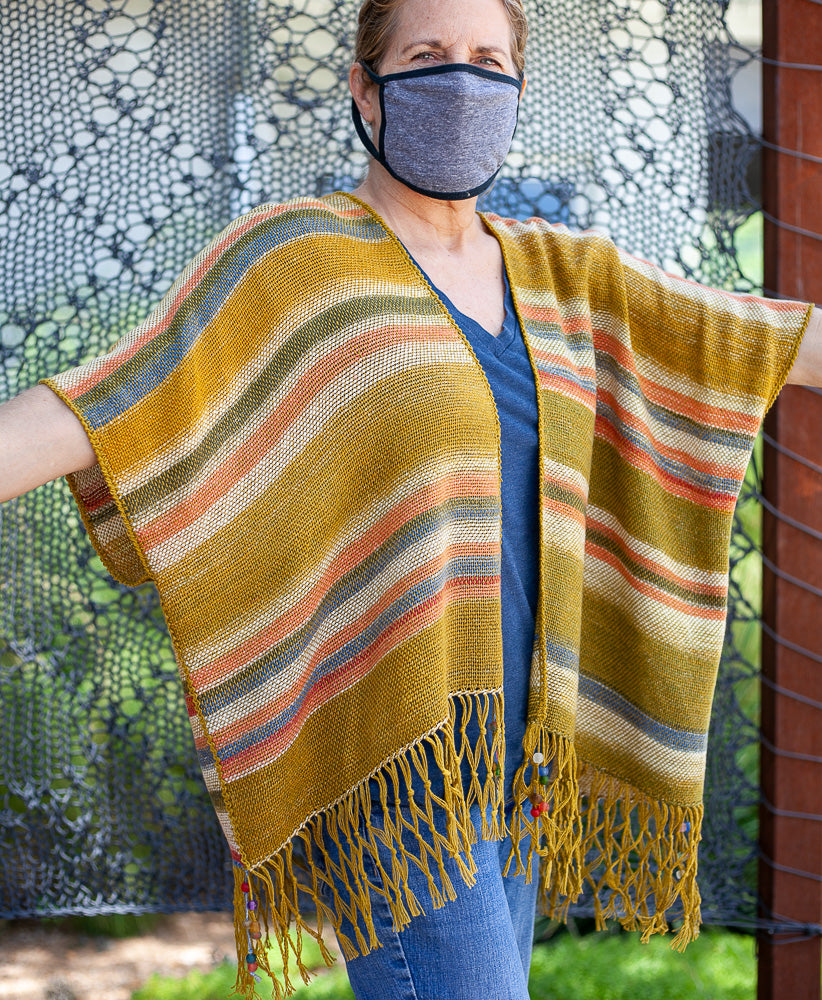 A Hug for DD Weaving Pattern