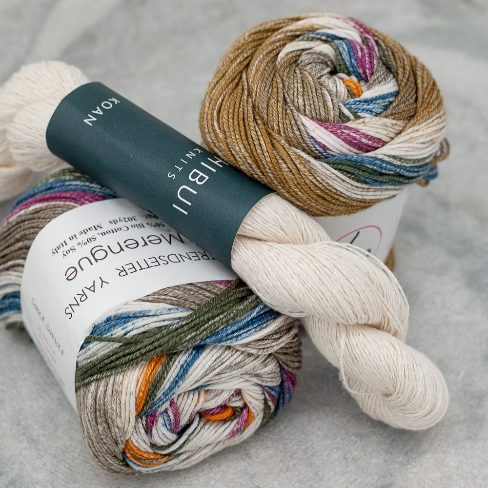 Dream In Color Jilly with Cashmere Yarn