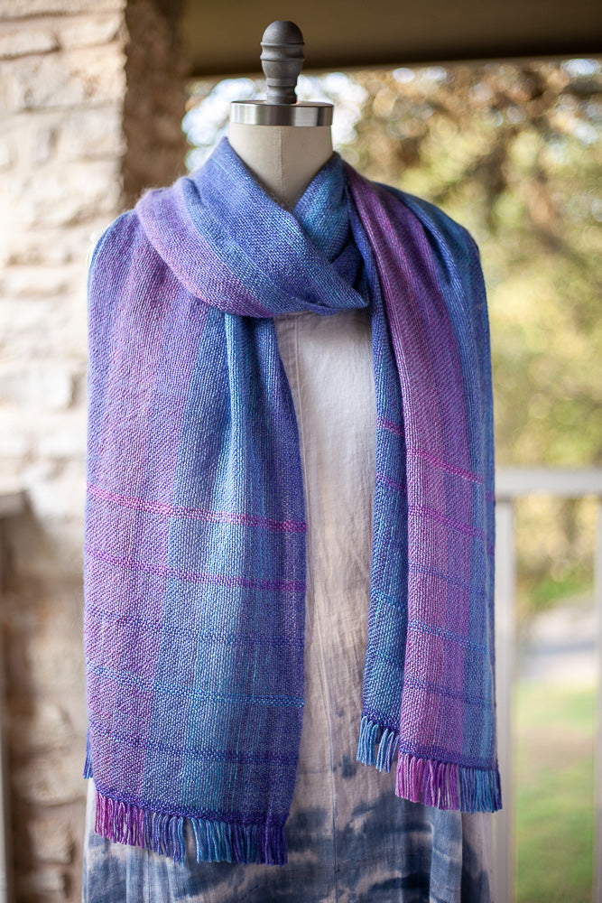 Canon Colorplay Woven Scarf Pattern