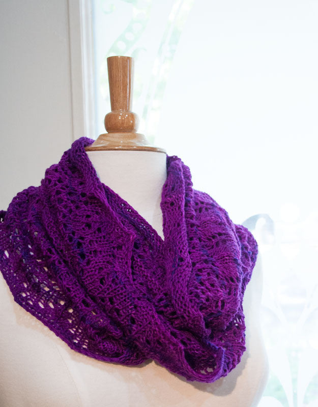 Beautyberry Cowl Pattern
