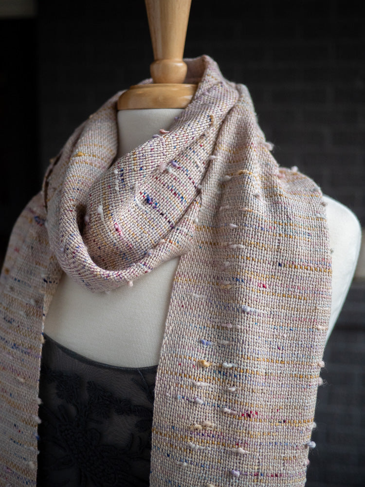 Lone Star Struck Woven Scarf