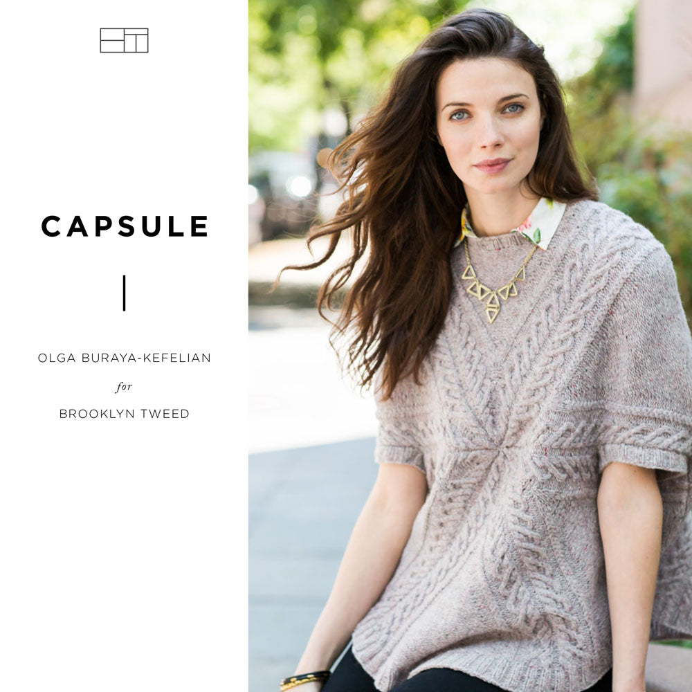 Capsule - Brooklyn Tweed