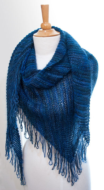 My Blue Heaven - Free Pattern