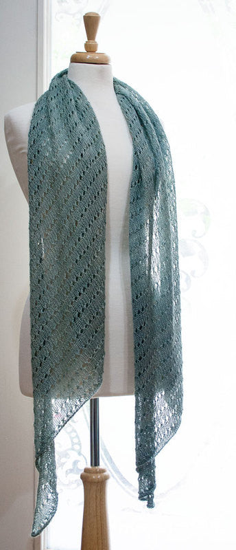 Madison Scarf - Free Pattern