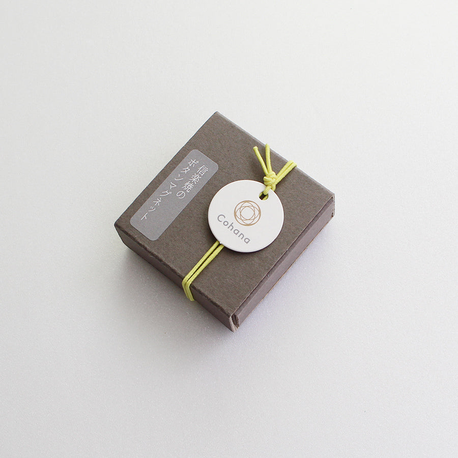 Cohana Shigaraki Ware Magnetic Button