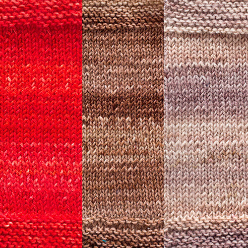 Urth Maya Shawl Kit (3 color version)