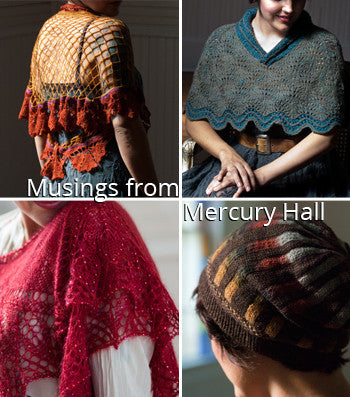 Musing from Mercury Hall - Knitting and Crochet Patterns
