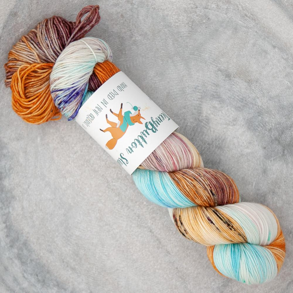 Teeny Buttons Studio Soft Sock