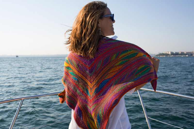 Urth Butterfly Shawl Kit