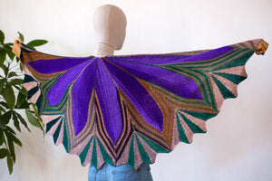 Urth Petals Shawl Kit