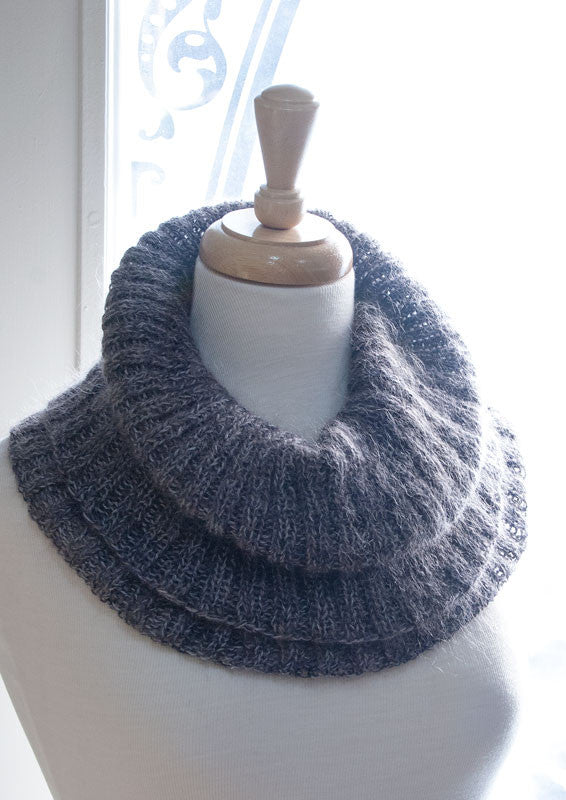 Like it then Love it Cowl - Free Pattern