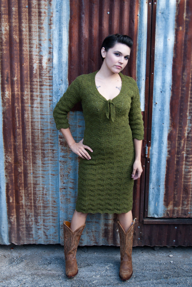 Hill Country Dress & Pullover Pattern